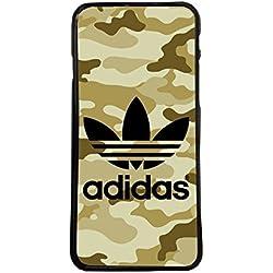Funda carcasa para móvil logotipo adidas camuflaje retro logo compatible con IPhone 7