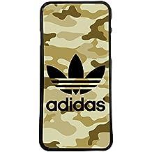 Funda carcasa para móvil logotipo adidas camuflaje retro logo compatible con Samsung Galaxy Core Prime