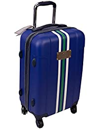 4e9c96c255 Tommy Hilfiger ABS 55 cms Blue Hardsided Check-in Luggage  (TH/WEMBLEDONPLUSHL08055)