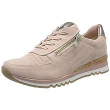 MARCO TOZZI 2-2-23781-34, Sneakers Basses Femme, Rose (Rose Comb 596), 38 EU