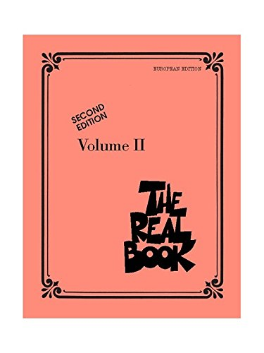 Produktbild The Real Book Volume II - Second Edition. Für Instrumente in C