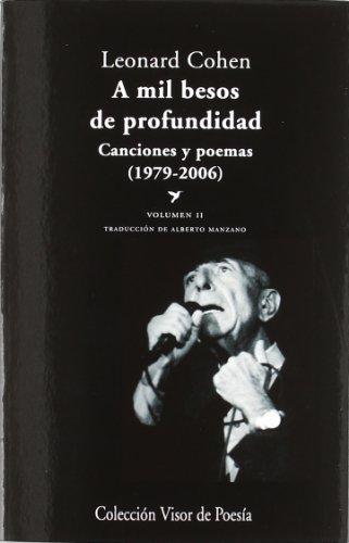 A mil besos de profundidad (Visor de Poesía) por Alberto Manzano