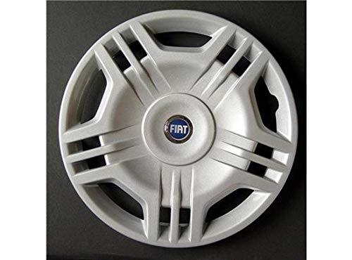 Altre Marche Set 4 COPRICERCHI per Fiat Punto 2 Serie '99>'05 14