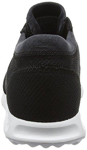 adidas Los Angeles, Scarpe da Corsa Unisex – Adulto Cblack/Cblack/Ftwwht