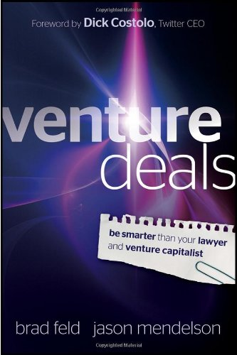Venture Deals por Feld