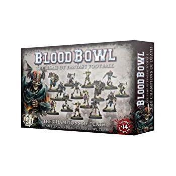 Scarcrag snivellers gobelin Blood Bowl Team Games Workshop 99120909002 Blood Bowl