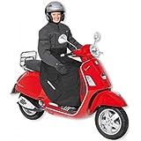 Held Nässeschutz für Rollerfahrer mit Winter-Fleece
