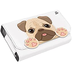 Imp 3DS XL Animal Carry Case - Pug (Nintendo 3DS/Nintendo DS) [Importación Inglesa]