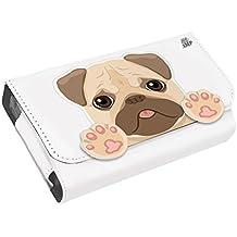 Imp 3DS XL Animal Carry Case - Pug (Nintendo 3DS/Nintendo DS) [Importación Inglesa]