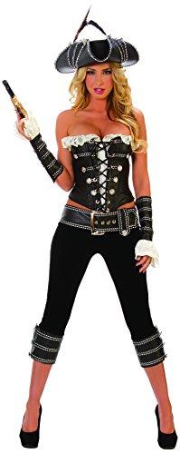 Starline Kostüm - Starline Rogue Piraten Damen Kostüm Sexy Pants