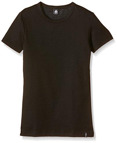 Trigema Mädchen T-Shirt 202201 schwarz 008, 140