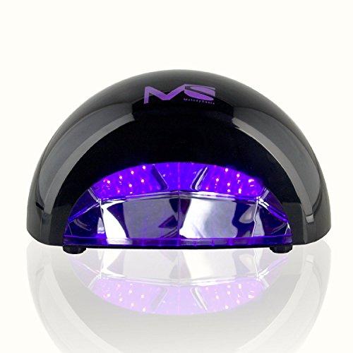 Nagellampe - LED Nageltrockner schwarz
