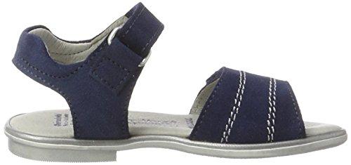 Däumling Mädchen Rosina Sandalen, Blau (Turino jeans42), 37 EU -