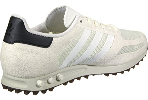 adidas Herren LA Trainer OG Fitnessschuhe, Weiß Verschiedene Farben (Casblaftwblagum5)