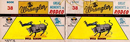 Wrangler Great Moments in Rodeo 38 (English Edition) - Vintage Rodeo