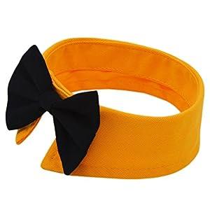 Sharplace Chien Collier Noeud Papillon Ajustable pour Chien Collier Toilettage pour Animaux de Compagnie
