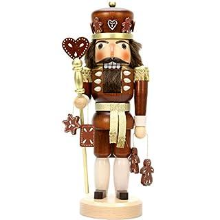 Alexander Taron Importer Christian Ulbricht Nutcracker-Gingerbread King (Natural) -15