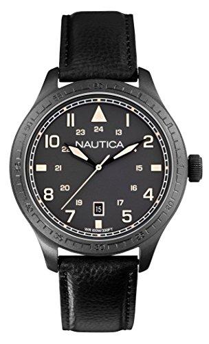 Nautica - Orologio da polso, analogico al quarzo, diversi materiali