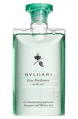 Bulgari Eau Parfumee Au The Vert Shampoo und Duschgel, 200 ml (The Bulgari Vert)