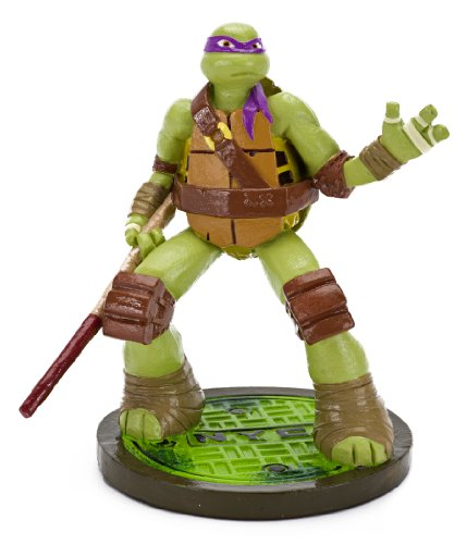 Penn-Plax Dekoelement für Aquarien, Motiv Teenage Mutant Ninja Turtles Donatello