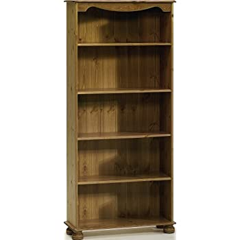 buy pine online tfw uk shelves waxed mottisfont bookcase twf cfs shelf