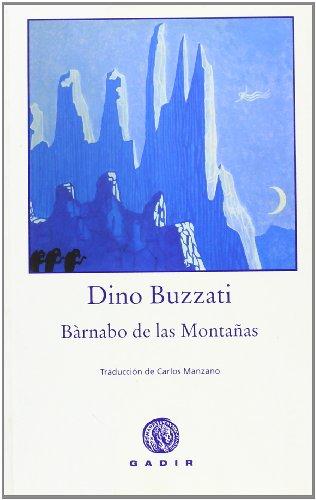 Bárnabo de las Montañas (Gadir Ficción)