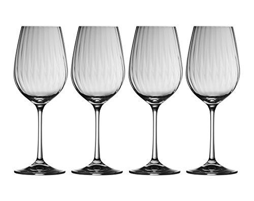 Galway Crystal Erne-Wein Gläser (Set FO 4), transparent, 4Stück Galway Crystal Set