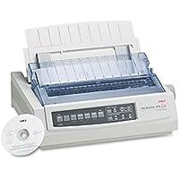 OKI MICROLINE 390 Turbo - dot matrix printers (360 x 360 DPI, 399 x 345 x 117 mm, 5 - 40 °C, 20 - 80%, Wired, 120V)