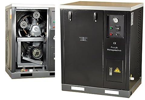 Pro-Lift-Montagetechnik 7,5kW Silent Kompressor, 12bar, geräuschgedämmt, 00181