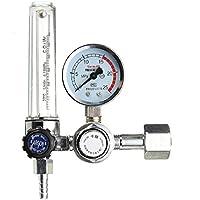 Tuto 0-25Mpa Mig Medidor De Flujo De Presión Manómetro Gas Argón Ar/Co2