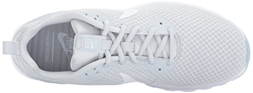 Nike Ladies Wmns Air Max Motion Lw Ginnastica Multicolore (puro Platino / Bianco)