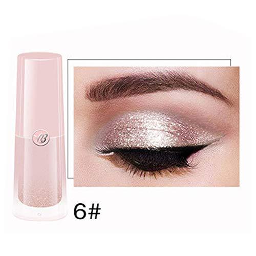 Dtuta Multi-Color GläNzende FlüSsigkeit, Lippen, Augenbrauen, Auge, Drei, Praktisch, Praktisch...