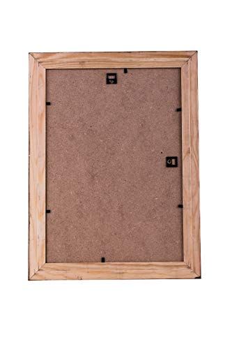 Brio Bilderrahmen, Holz, Brut, 20 x 30 cm / A4