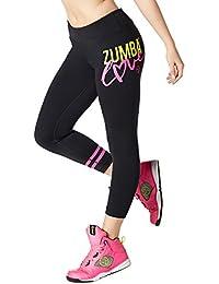 Zumba Fitness Love Perfect Crop Legging Bottoms
