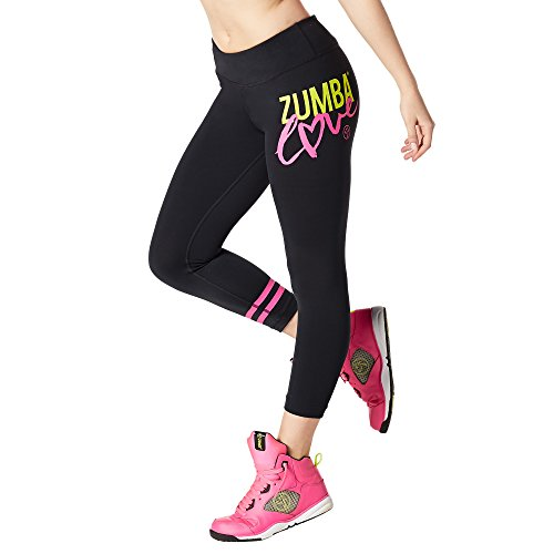 Zumba Fitness Love Perfect Crop Leggings...