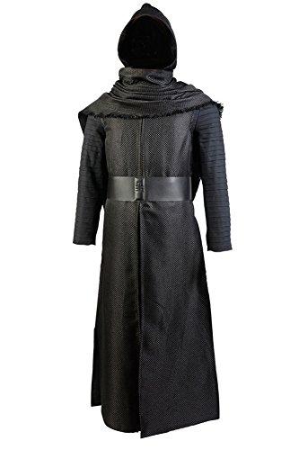 Fuman Star Wars Sith Kylo Ren Cosplay Kostüm -