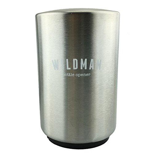 Abrebotellas de cerveza 'One Push' de Wildman | Abridor de tapa |...