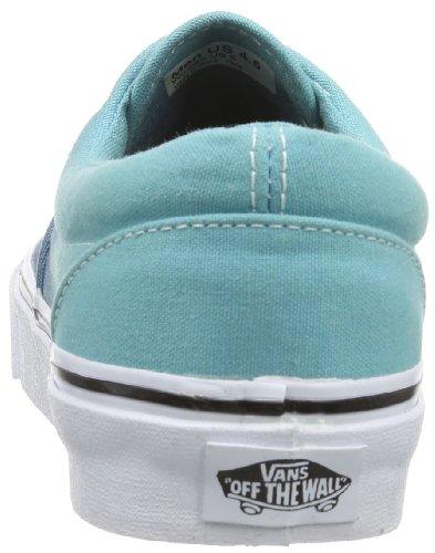 Vans U Era, Baskets mode mixte adulte Bleu - Blau ((Ombre) blue/te)