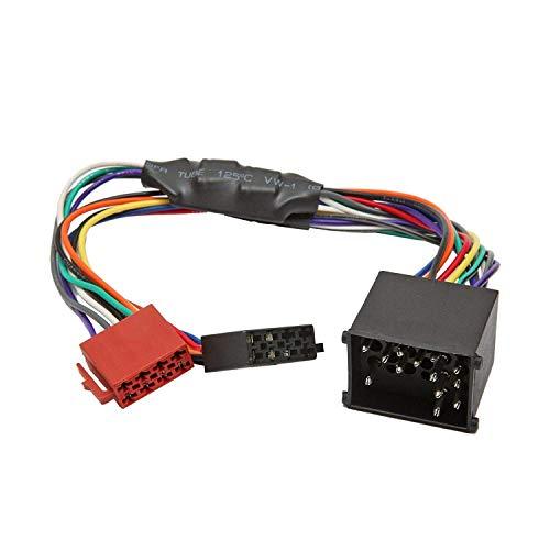 Inex Passend für BMW Z3 Aktiv Auto Stereo Radio Iso Kabelbaum Adapter Kabelbaum BM-102 -