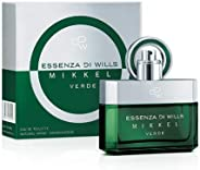 Essenza Di Wills Mikkel Verde Eau De Toilette for Men, 75ml