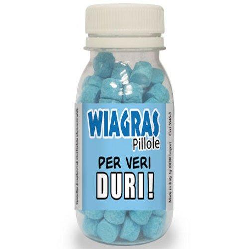 Preisvergleich Produktbild DOR IMPORT SRL, REAL Bonbons PILLEN Viagras