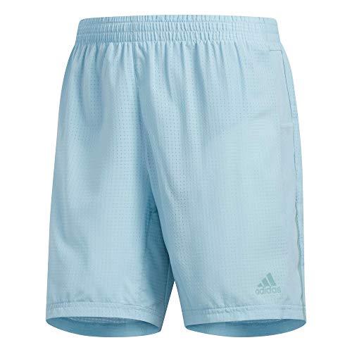 Adidas Supernova Running Short (adidas Herren Supernovas Short, Aschgrau, M 5