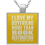 Best Sterling Book Boyfriends - I Love My Boyfriend More Than Book Restoration Review