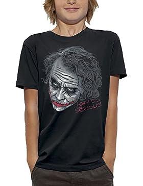 PIXEL EVOLUTION Maglietta 3D The Joker in Realtà Aumentata Bambino
