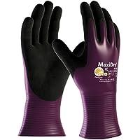 ATG impermeables unidades Totalmente revestido de Palm Palm recubierto guantes de trabajo de espuma de nitrilo 56–426