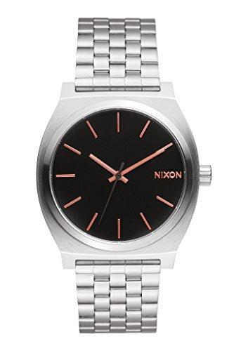 orologio-nixon-display-analogico-cinturino-acciaio-inossidabile-e-quadrante-a045-2064-silver-tone