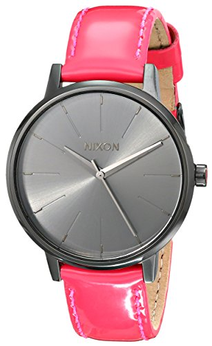 nixon-womens-kensington-leather-analog-watch-color-o-s