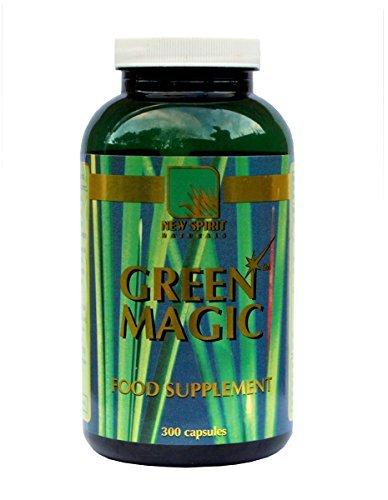 High Quality Superfood – Green Magic – 300 Capsules