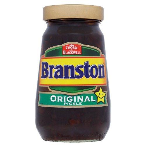 Crosse & Blackwell Ursprüngliche Branston Pickle 4X520g (Crosse Und Blackwell)