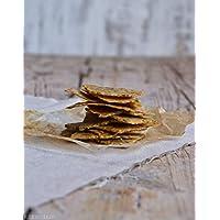 Crackers de maíz, 100g